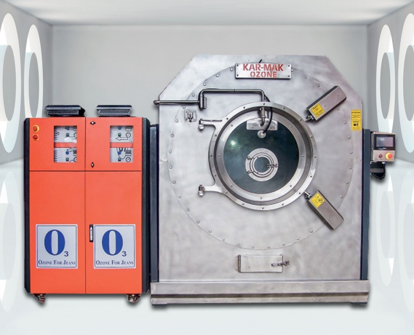 Ozon Yıkama Maki̇nası KOZ-1000