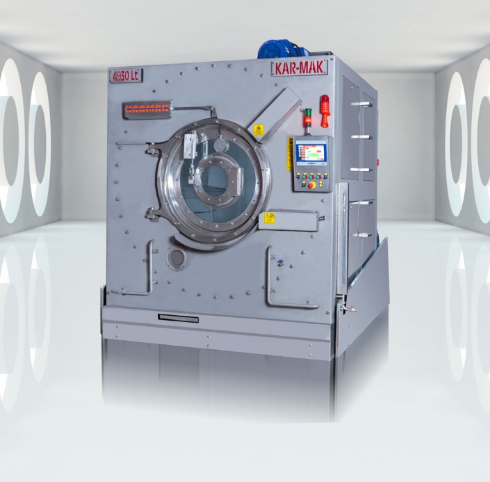 Washing And Stone Washing Machines