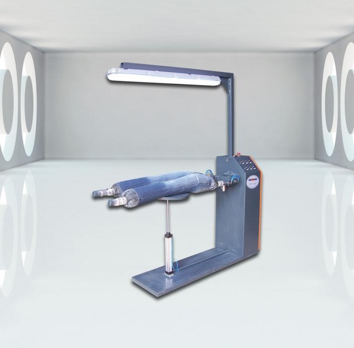 Yatay - Dikey Zımpara Robotu